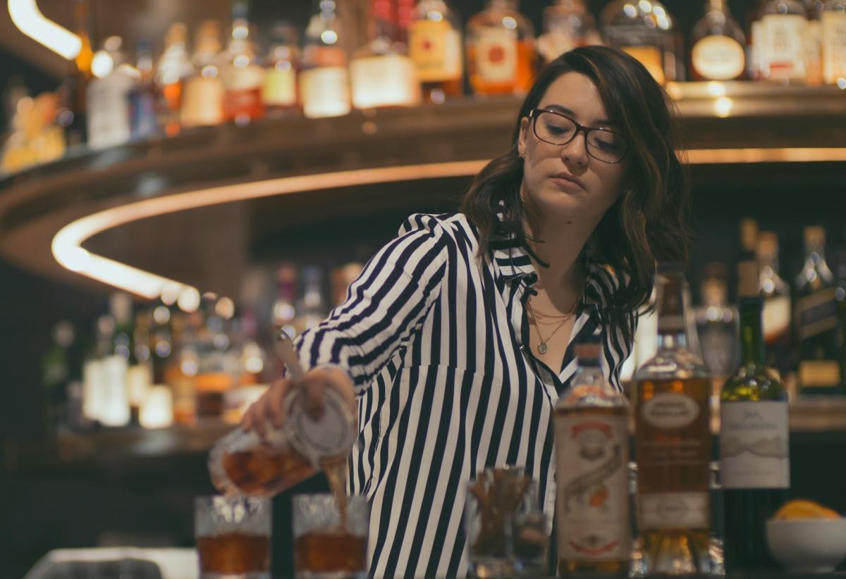 [ 國際調酒師系列 ] 酒類新概念的迷人佈道者 -- Micaela Piccolo