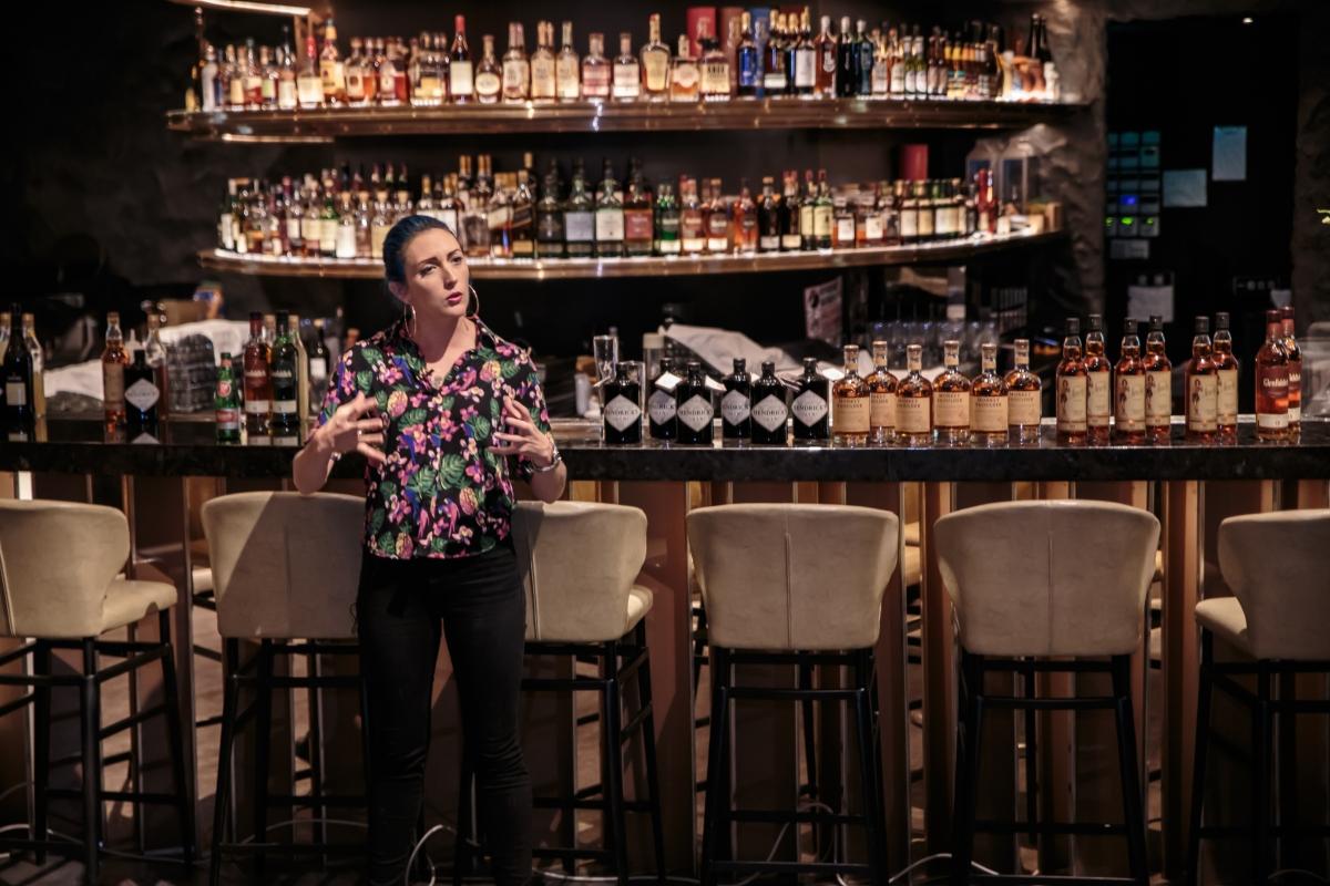 [ 國際調酒師系列 ] 化腐朽為神奇的調酒創意家 -- Iain Griffiths & Kelsey Ramage